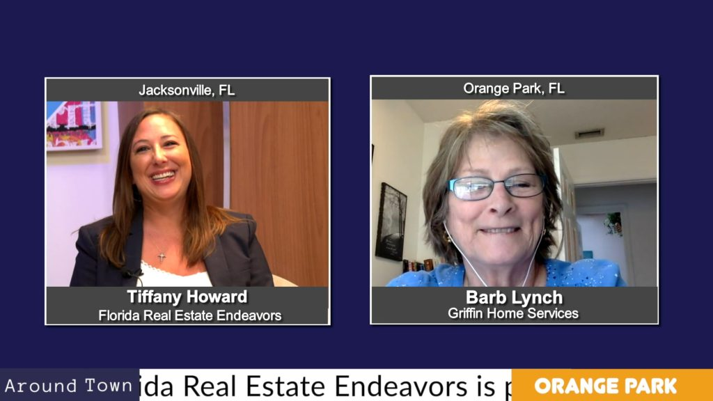 Around Town - Orange Park with Barb Lynch from Griffin Home Services