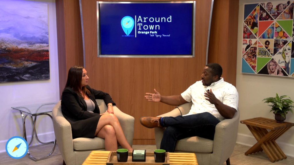 Around Town - Orange Park with Dr. Robert Morris from Agape Chiropractic