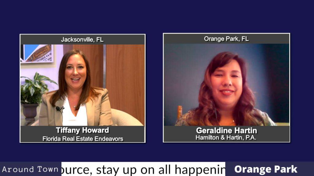 Around Town - Orange Park with Geraldine Hartin from Hamilton & Hartin, PA