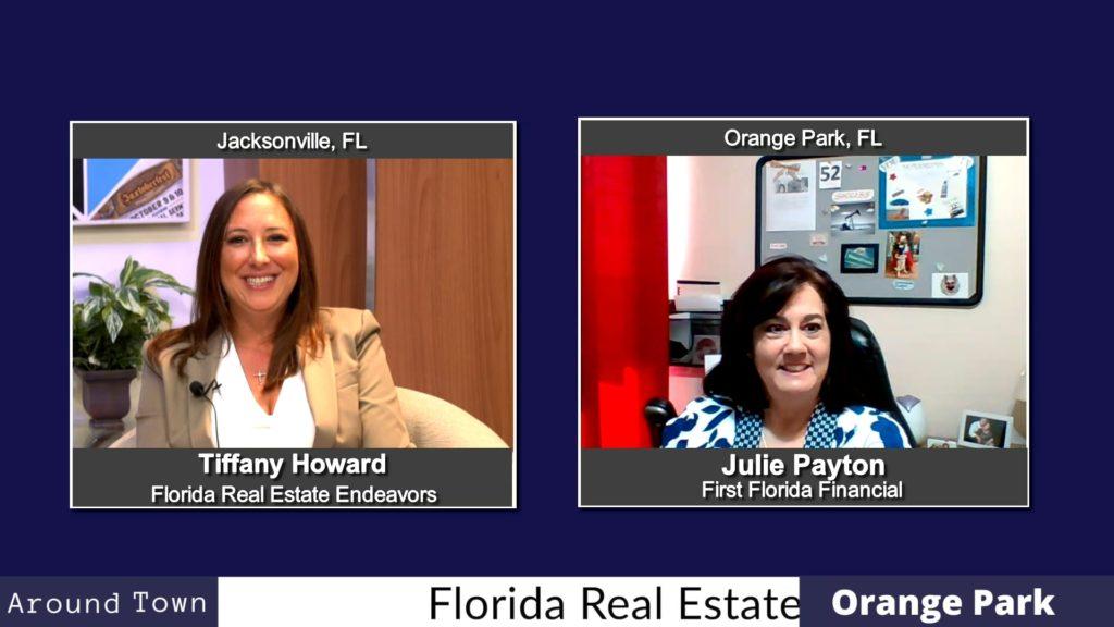 Around Town - Orange Park with Julie Payton from First Florida Financial