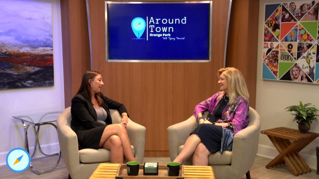 Around Town - Orange Park with Michelle Begg from Caring Transitions
